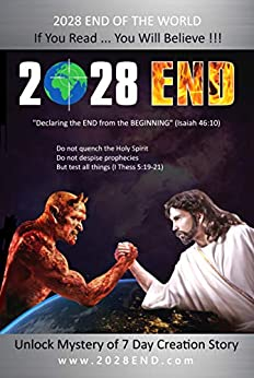 2028 END: Declaring the End from the Beginning by [Erb, Gabriel Ansley]