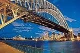 パズルの超達人 2016ベリースモールピース ハーバーブリッジ夜景 オーストラリア 23-584 / エポック社