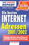 Die besten Internet- Adressen 2001/2002