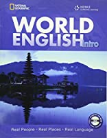 World English Intro Student Book (154 pp) with Student CD-ROM
