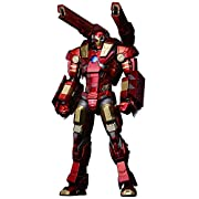 RE:EDIT IRONMAN #11 MODULAR IRONMAN W/Plasma Cannon & Vibroblade ノンスケール 塗装済み 完成品 アクション フィギュア