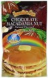 ハワイアンサン トロピカルパンケーキミックス チョコレートマカダミアナッツ 170g