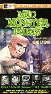 Amazon.co.jp: Mad Monster Par...
