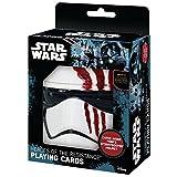 Cartamundi USA Star Wars : The Force Awakensのカードデッキヘルメット