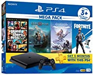 Sony MEGA PACK #2 Bundle Pack (1TB) - PlayStation 4