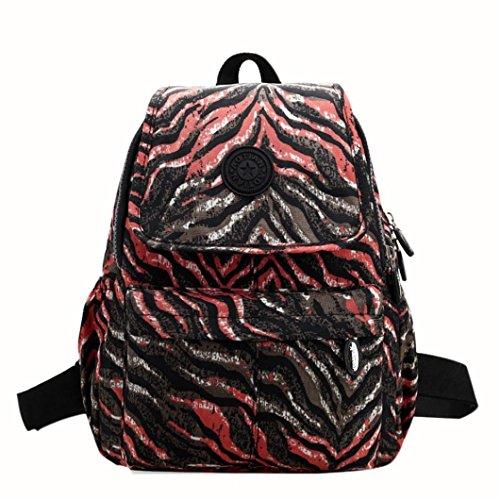 gbsell GirlレディースナイロンレジャーバックパックスクールSatchel Hiking Bag Bookbag