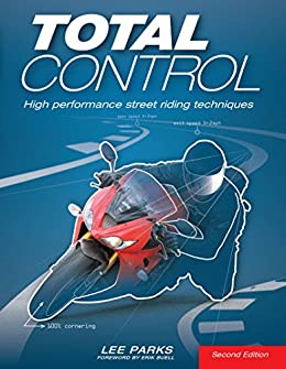 Book Cover Image - Total Control by Lee Parks (Author). Source: Amazon Australia