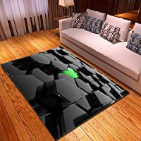 3d プリントカーペット用リビングルームラグベビーベッドルームおもちゃゲームクロールエリアマット/カーペット子供部屋ホームデコレーション長方形ラグ,#1,120x160cm