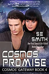 Cosmos' Promise: Science Fiction Romance (Cosmos' Gateway Book 4) (English Edition)