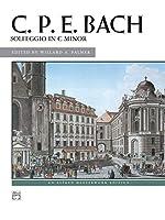 Solfeggio in C Minor: An Alfred Masterwork Edition (Alfred Masterwork Library)