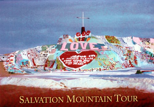 Salvation Mountain Tour
