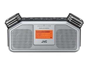 JVC ポータブルデジタルレコーダー Lesson Master RD-R20-S シルバー
