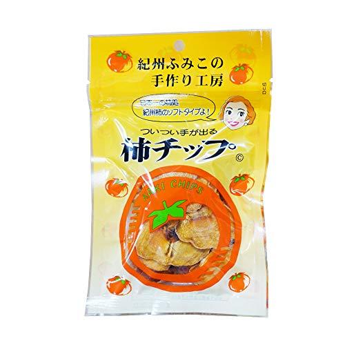 柿チップ紀州自然菓 無添加 柿チップ 75g