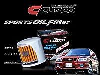 [CUSCO]SF5_SF9 フォレスター用スポーツオイルフィルター(エレメント)【00B 001 C】