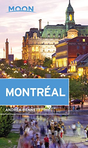 Moon Montréal (Moon Handbooks) (English Edition)