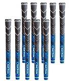 GOLFPRIDE(ゴルフプライド) ゴルフグリップ  マルチコンパウンド MCC・プラス4・ブルー バックライン無 10本セット MCCS-BL10