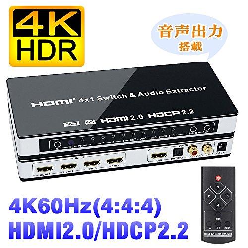 BLUPOW 4K60Hz HDMI2.0 HDCP2.2 ...