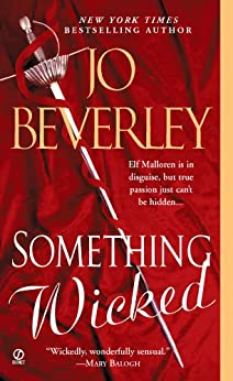 Something Wicked (Mallorens & Friends series Book 3) by [Beverley, Jo]