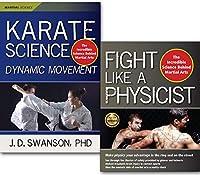 Bundle: Karate Science/Fight Like a Physicist/JD Swanson & Jason Thalken【洋書】 [並行輸入品]