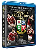 British & Irish Lions 2013-The Complete Collection [Blu-ray] [Import]