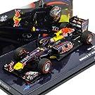 MINICHAMPS 1/43 Red Bull F1 Racing Team RB7 2011年モナコGP セバスチャン・ベッテル