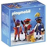 Playmobil 5040 - X-mas / Christmas - 3 Helper from Santa Claus / Nicolaus by Playmobil [並行輸入品]