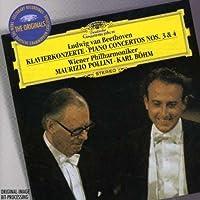 Beethoven: Piano Concertos Nos.3 & 4 (DG The Originals) by Maurizio Pollini (2008-08-12)