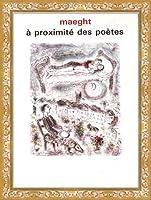 ポスター マルク シャガール A Proximite Des Poetes 1986 額装品 ヴィースフレーム(ゴールド)