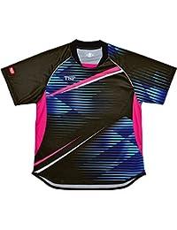 ティーエスピー(TSP) ユニセックス 卓球 ウェア ゲームシャツ クラッセシャツ 031425