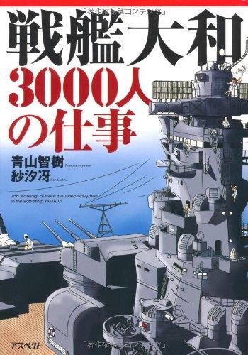 戦艦大和3000人の仕事