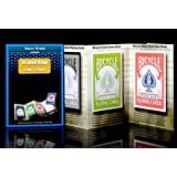3 D広告 / 3D Advertising -- カードトリック / Card Tricks/マジックトリック/魔法; 奇術; 魔力