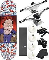 """ブラインドスケートボード市長スミススケートボード8"""" x 31.7"""" Complete Skateboard–7項目のバンドル"""