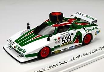 REVE 1/43 Lancia Stratos Turbo Gr.5 1977 Giro d Italia No539 完成品