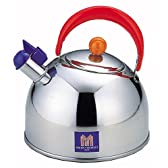 マリオマリアーニ 笛吹きケットル2.3L MA-201