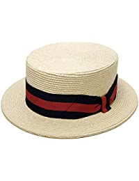 TESI(テシ) ストローブレードカンカン帽