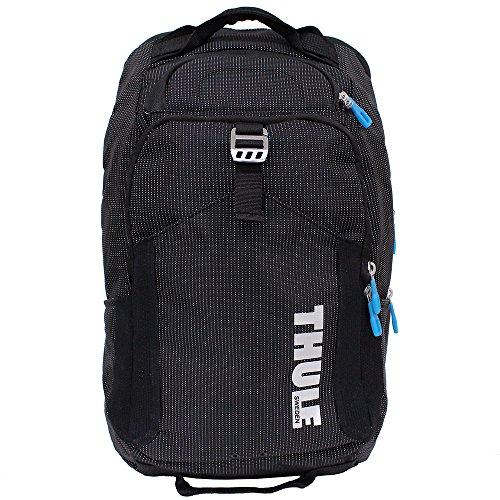 Thule スーリー Crossover Backpack クロスオーバー リュック リュックサック バックパック バッグ メンズ レディース 32L A3 ブラック TCBP-417 BLK BLACK [並行輸入品]