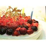 誕生日ケーキ 4種のベリー チーズケーキ (ローソク・プレート・手紙付) (13時迄のご注文でお急ぎ便対応可能)