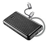 Zendure 20000mAh pd モバイルバッテリー 大容量 USB-C モバイルバッテリー PD対応 type-c 45W 3A スマホ急速充電器 LED残量表示 MacBo..