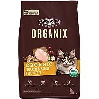 キャスター&ポラックス オーガニクス オーガニック チキン&ライス レシピ (全年齢猫対応) 4.53kg