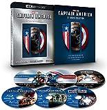 キャプテン・アメリカ:4K UHD 3ムービー・コレクション(数量限定)[VWBS-6866][Ultra HD Blu-ray]