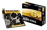 BIOSTAR A10-5745 4コア APU 2.1GHz Turbo2.9GHz オンボード Mini-ITX マザーボード A68N-5745