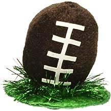 Beistle 60299 1-Pack Football Hair Clip