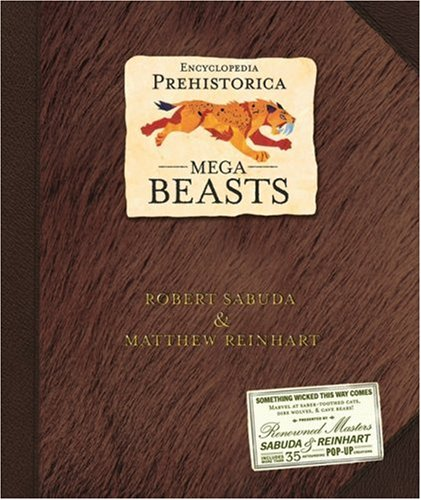 Encyclopedia Prehistorica Mega-Beasts Pop-Upの詳細を見る