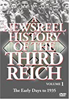 Newsreel History of the Third Reich 1 [DVD] [Import]