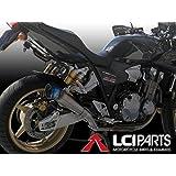 CB400SF/SB NC42 LCI GPチタンスリップオンマフラー