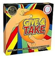 Give & Take Board Game [並行輸入品]