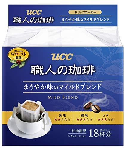 UCC『職人の珈琲 まろやか味のマイルドブレンド』