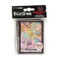 ウルトラ・プロ Ultra・PRO カードスリーブ フォース・オブ・ウィル 妖精の女王 アリス 65枚入り Force of Will プロテクター