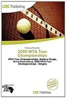 2000 Wta Tour Championships