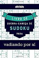 Livro de quebra-cabeças de Sudoku para vadiando por aí